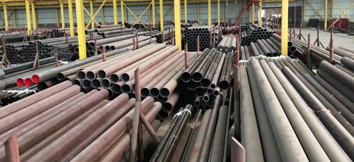 Hastelloy Pipe and Tube