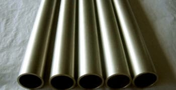 Titanium grade 2 Welded Tubes