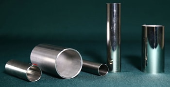 Stainless Steel TP316Ti Electropolished Pipes