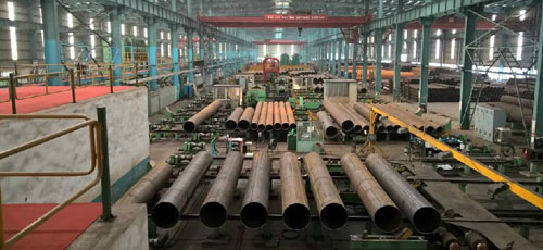 API 5L Line Pipes and Tubes