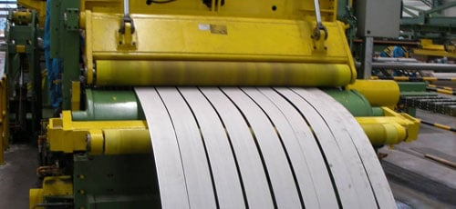 Duplex Steel Strips
