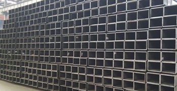Rectangular Structural Hollow Section Carbon Steel Tube